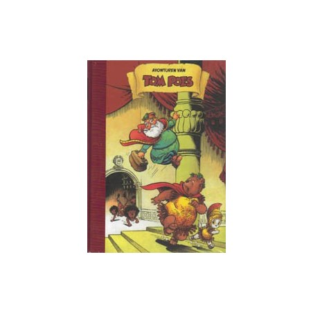 Tom Poes  ballonstrips band 01 HC Duck-strips deel 1