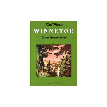 Winnetou  bundel 02 HC Metropolis 9, 11, 13, 15 & 17
