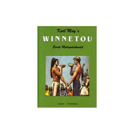 Winnetou  bundel 01 HC Metropolis 1, 3, 5 & 7