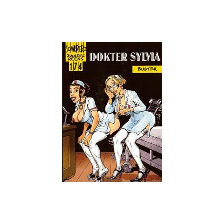 Zwarte reeks  174 Dokter Sylvia