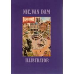 Van Dam Nic. Van Dam Illustrator