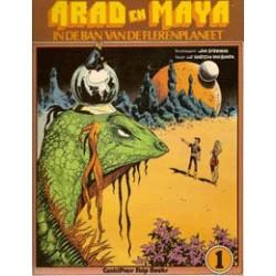 Arad en Maya setje deel 1 t/m 10 1e drukken 1977-1980