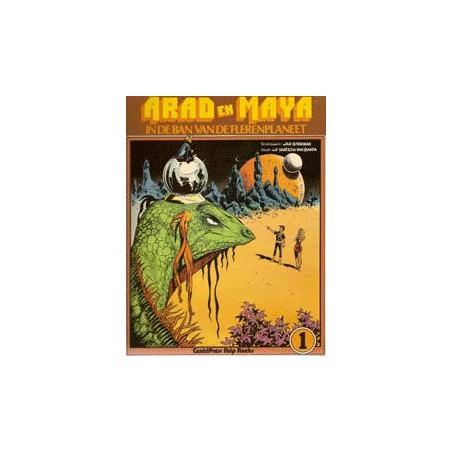 Arad en Maya setje deel 1 t/m 10 1e drukken* 1977-1980