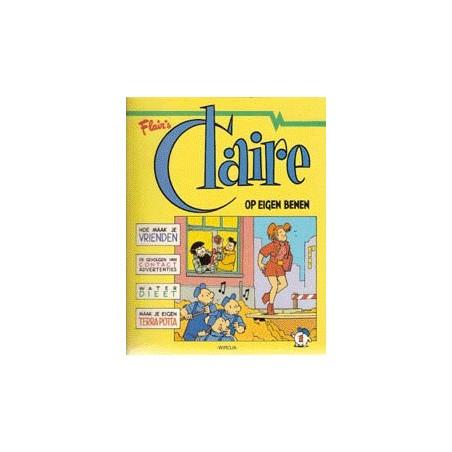Claire  setje Deel 1 t/m 22 1e drukken 1990-2010