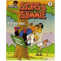 Sjors & Sjimmie Speciale Editie Setje Deel 1 t/m 5 1e druk