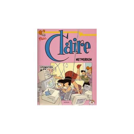 Claire HC 11 Netwerken 1e druk 1998