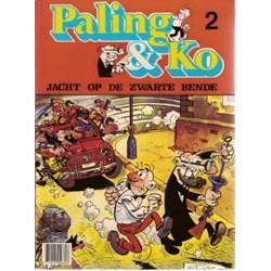 Paling en Ko<br>R02 Jacht op de Zwarte Bende<br>herdruk
