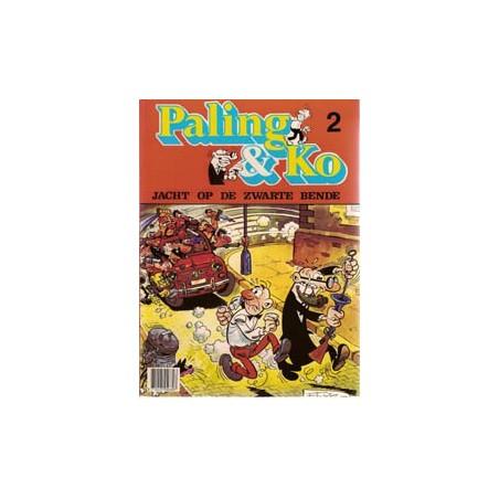 Paling en Ko R02 Jacht op de Zwarte Bende herdruk