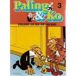 Paling en Ko<br>R03 Op Safari<br>herdruk