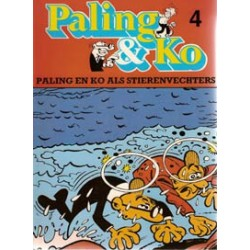 Paling en Ko<br>R04 Als stierenvechter<br>herdruk
