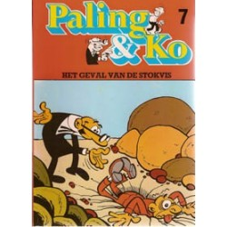 Paling en Ko<br>R07 Het geval van de stokvis<br>herdruk