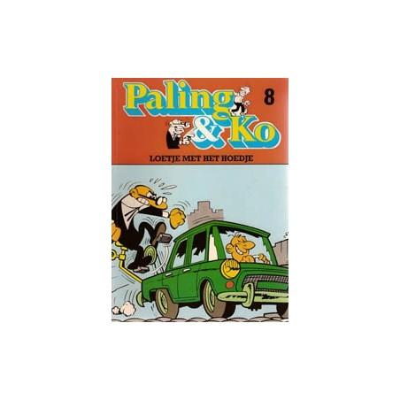 Paling en Ko R08 Loetje met het Hoedje herdruk