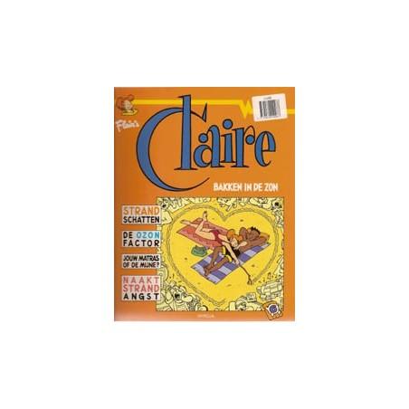 Claire  06 Bakken in de zon