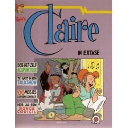Claire 09 In extase
