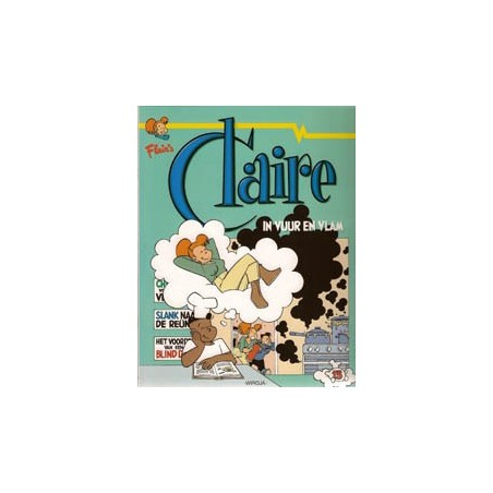 Claire 13<br>In Vuur en Vlam