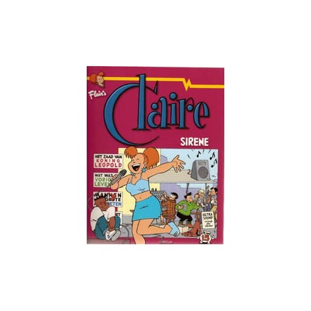 Claire 15<br>Sirene