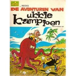 Amigo Reeks 06 Ukkie Kampioen 1e druk 1973