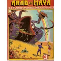 Arad en Maya 03 Raadsel van de Regenboogplaneet 1e druk