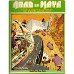 Arad en Maya 02 De Wielgangers 1e druk 1978