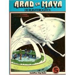 Arad en Maya 05 De Ruimteroghyx 1e druk 1978