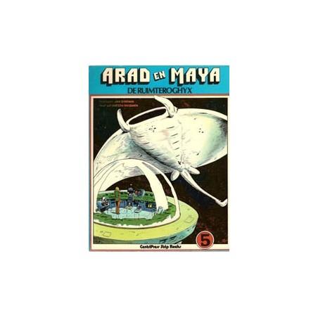 Arad en Maya 05% De Ruimteroghyx 1e druk 1978