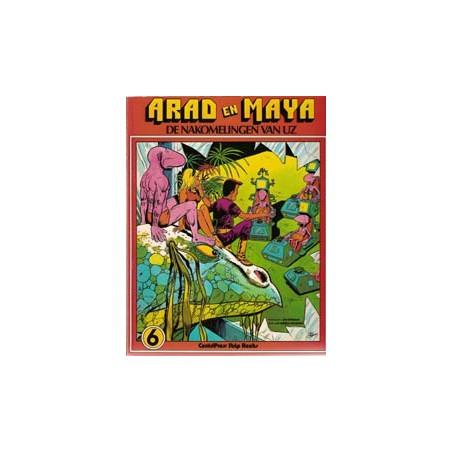 Arad en Maya 06 De nakomelingen van Uz 1e druk 1978