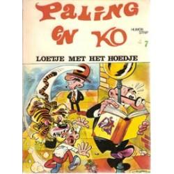 Paling en Ko 07<br>Loetje met het hoedje<br>1e druk 1973