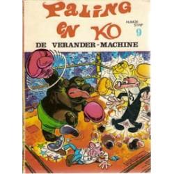 Paling en Ko 09<br>De Verander-machine<br>1e druk 1973