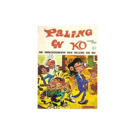 Paling en Ko 10 Geschiedenis van Paling en Ko 1e druk 1973