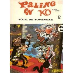 Paling en Ko 12<br>Toto, de tovenaar<br>1e druk 1974