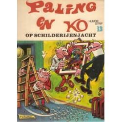 Paling en Ko 13<br>Op schilderijenjacht<br>1e druk 1974