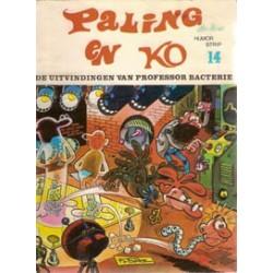 Paling en Ko 14<br>De uitvindingen van prof. Bacterie<br>1e druk