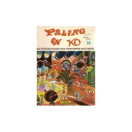 Paling en Ko 14 De uitvindingen van prof. Bacterie 1e druk