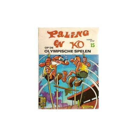 Paling en Ko 15 Op de Olympische Spelen 1e druk 1976