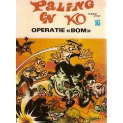 Paling en Ko 16<br>Operatie 'Bom'<br>1e druk 1976