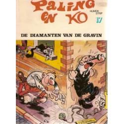 Paling en Ko 17<br>De Diamanten van de Gravin<br>1e druk 1976