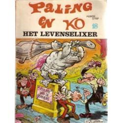 Paling en Ko 18<br>Het Levenselixer<br>1e druk 1977