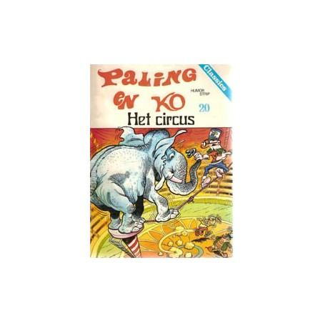 Paling en Ko 20<br>Het Circus<br>1e druk 1978