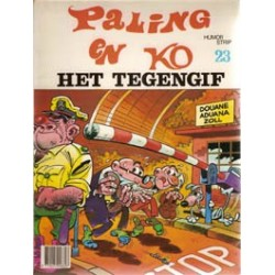 Paling en Ko 23<br>Het Tegengif<br>herdruk