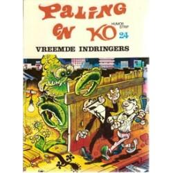 Paling en Ko 24<br>Vreemde Indringers<br>1e druk 1979