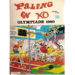 Paling en Ko 25<br>Olympiade 1980<br>1e druk 1980