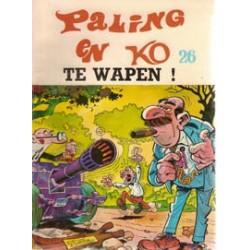 Paling en Ko 26<br>Te Wapen!<br>1e druk 1980