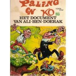 Paling en Ko 28<br>Het document van Ali-Ben-Doerak<br>1e druk