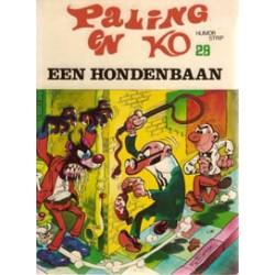 Paling en Ko 29<br>Een Hondenbaan<br>1e druk 1982