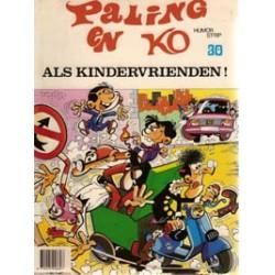 Paling en Ko 30<br>Als kindervrienden<br>1e druk 1982