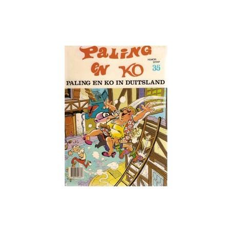 Paling en Ko 35 In Duitsland 1e druk 1983