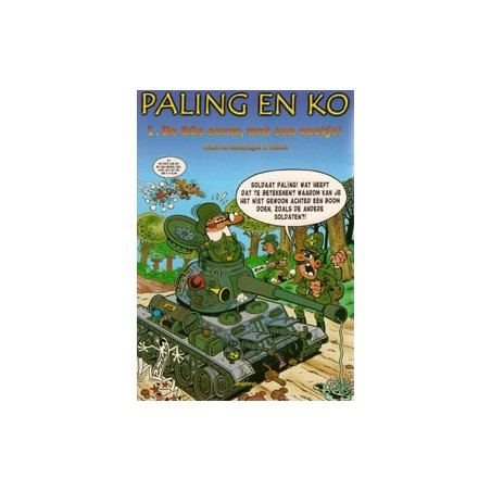 Paling en Ko A01 De 20e eeuw, wat een zootje! 1e druk 2000
