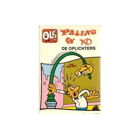 Paling en Ko Olereeks 06 De oplichters 1e druk 1974