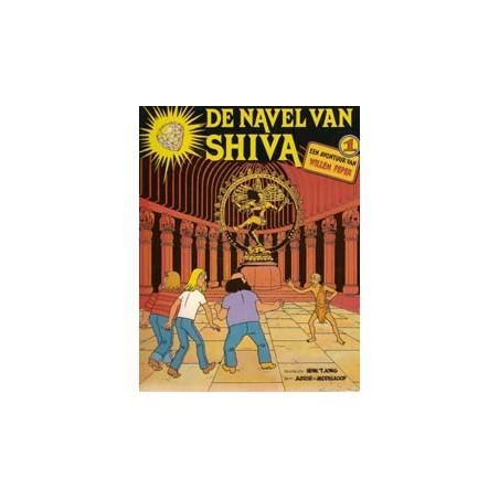 Willem Peper 01 De Navel van Shiva 1e druk 1979