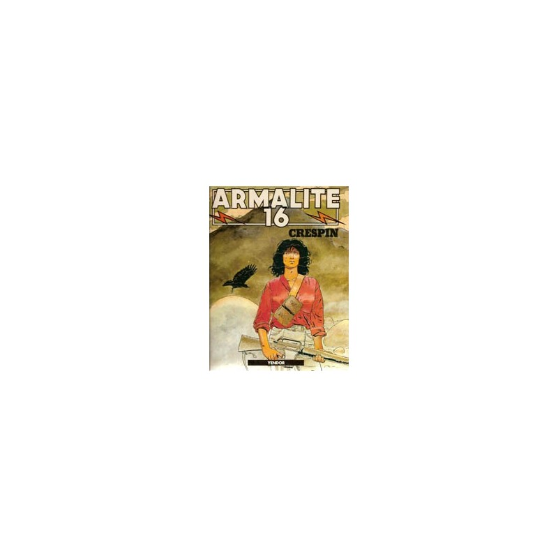Armalite 16 HC 1e druk 1980